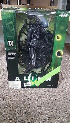 "RARE McFarlanes AVP Alien vs Predator 12"" ALIEN Action Figure UNOPENED"