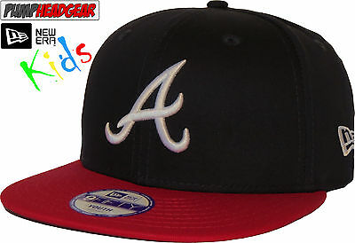 Atlanta Braves New Era 950 FL Kids Snapback Cap (Age 5 - 10 years)