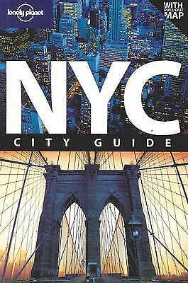 New York City (Lonely Planet City Guides), Otis, Ginger, Very Good Book