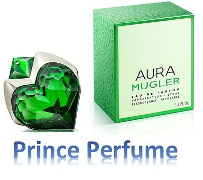THIERRY MUGLER AURA EDP REFILLABLE TALISMAN NATURAL SPRAY - 30 ml
