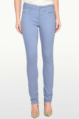 NWT NYDJ Not Your Daughters Jeans DUSTY SLATE MARILYN STRAIGHT Leg Size 10P