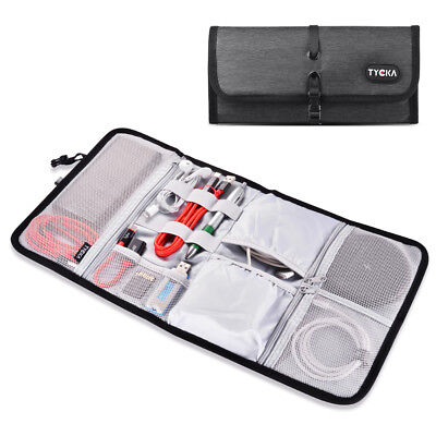 Electronic Accessories Organizer Bag Travel Cable USB Charger Portable TK308