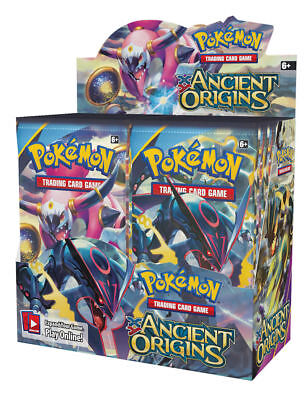 Pokemon XY Ancient Origins - Trading Cards - Booster Pack - New (UK Seller)