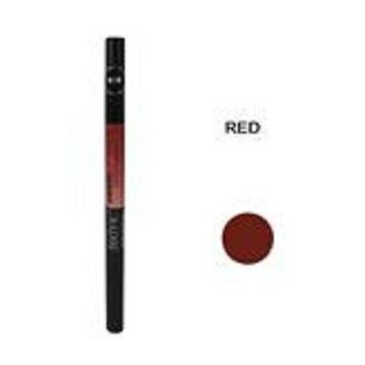 Red OMBRE Technic Lip Liner Pencil Matte Lipstick Two Tone Dark Shades