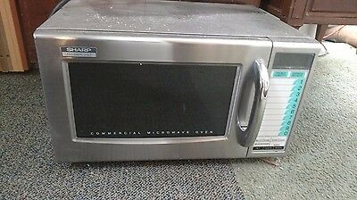 commercial Microwave with Shelf