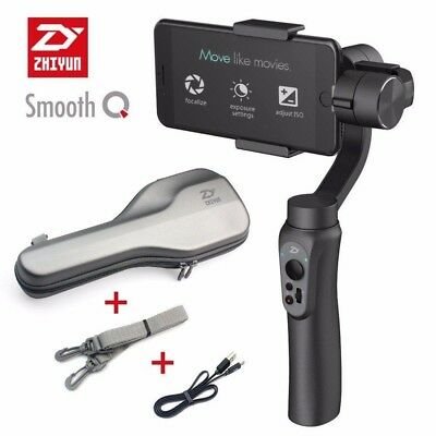 Zhiyun Smooth-Q 3-Axis Handheld Gimbal Stabilizer for iPhone SAMSUNG Smartphone