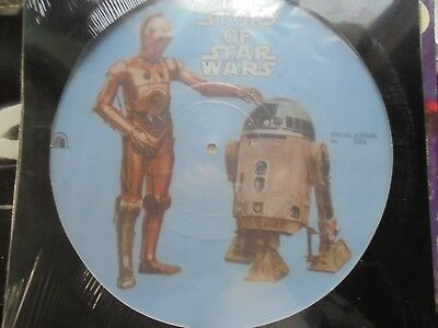 The Story Of Star Wars PIC. DISC SPECIAL EDITION NO.593 FACTORY SEALED