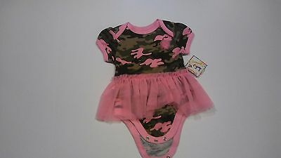Baby Tutu army fatigue Garanimals