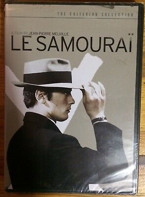 Le Samourai (UNOPENED DVD, 2005, Criterion Collection)