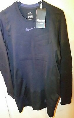 094c9e200ffb NEW retail  150 NIKE PRO HYPERWARM MAX COMPRESSION long sleeve shirt mens  XXL