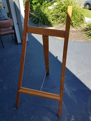 Art Easels for sale (Approx 10 easels) - Australian Made