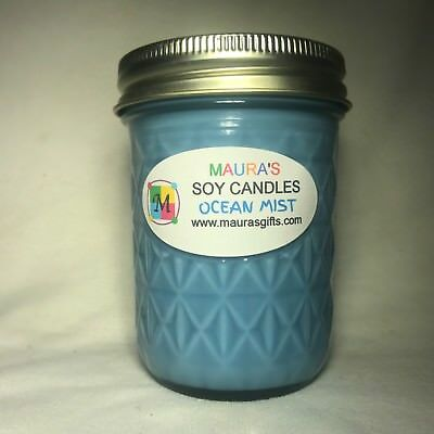 Maura's Scented Soy candles - Free Shipping