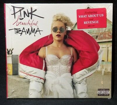 Beautiful Trauma by Pink (CD, Explicit) - NEW / SEALED
