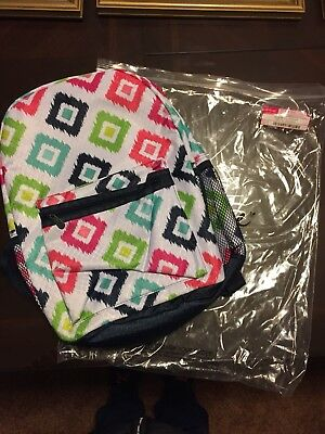 Thirty One Going My Way Backpack with Going Places Thermal in Candy Corners