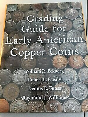 Grading Guide for Early American Copper Coins