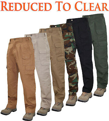True Face Mens Tactical Pro Patrol Pants Cargo Combat Forces Work Trousers
