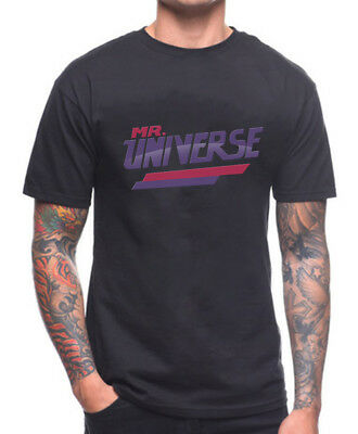 Mr Universe T Shirt Steven Mt Greg Tv Series Show