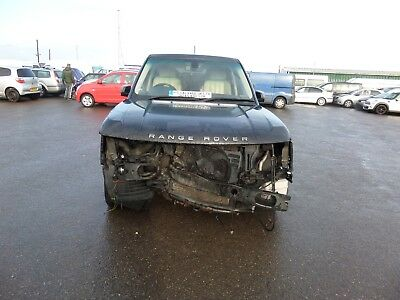 2006 Range Rover Tdv6 Vogue 3.0 Diesel Auto Damaged Breaking For Spares!!!!!!!!!
