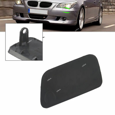 Front Bumper LEFT Headlight Washer Cover For BMW 5-Series F10 F11 F18 2010-2013