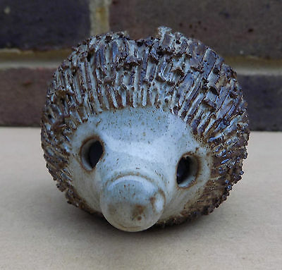 BRIGLIN STUDIO Pottery Small Hedgehog Money Box