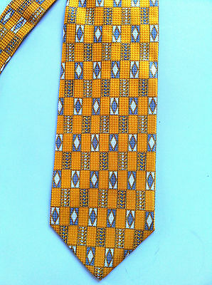 cravatta tie man silk/seta GIANNI VERSACE-CLASSIC V2 vintage made in italy