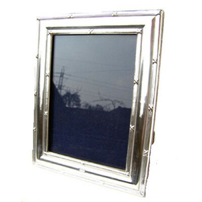 Sterling Silver Photo Frame.  Hallmarked Silver Picture Frame On Special Offer