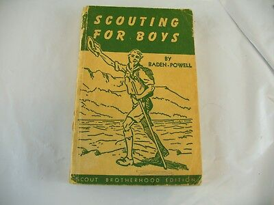 Scouting For Boys by Baden-Powell
