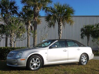 2007 Cadillac STS AWD~V6~54,000 Miles~Rare Look & Ride~Chrome FLORIDA AWD GEM~CARRIAGE TOP~SUNROOF~HEATED/COOLED LEATHER CTS DTS SRX RUST FREE