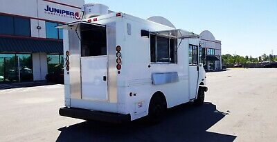 Food Truck Custom Build By Rolling Kitchens | Low Mileage