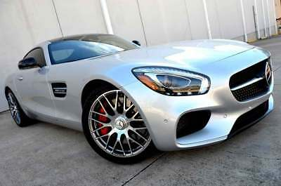 2016 Mercedes-Benz AMG GT S GT S Loaded Interior Pkg DriverAssist ForgedWheels 2016 AMG GT S Loaded MSRP $144k Interior Pkg DriverAssist Panorama 19/20 AMG Whl
