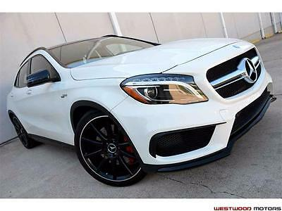 2016 Mercedes-Benz GLA45 AMG RARE CAR - Super Loaded MSRP $68k 2016 Mercedes-Benz GLA45 AMG RARE CAR - Super Loaded MSRP $68k PRISTINE