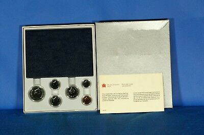 1981 Canadian Royal Mint Set