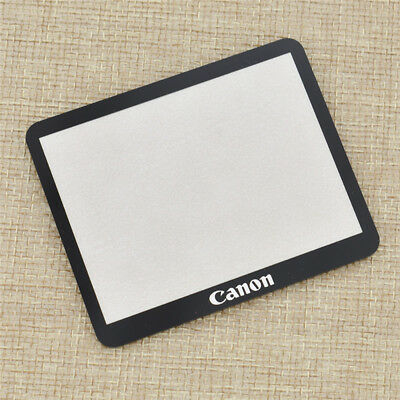 For CANON EOS 5D MARK II Outer LCD Screen Display Window Glass Replacement