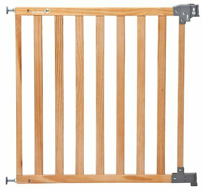 Safety 1st Simply Pressure Standard High Quality Safety Gate wood