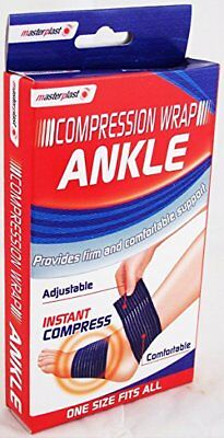 Masterplast Ankle Instant Compression Wrap - support for sprains and strains