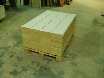 15mm White Melamine mdf offcuts wood/timber