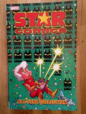 STAR COMICS All-Star Collection Vol 2 TPB (NM NEW) Marvel PLANET TERRY TOP DOG