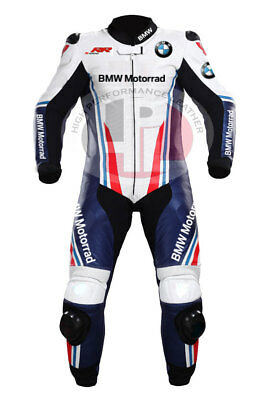 New Motorcycle BMW S1000 RR Motorbike Racing Leather BMW Suit of All Size