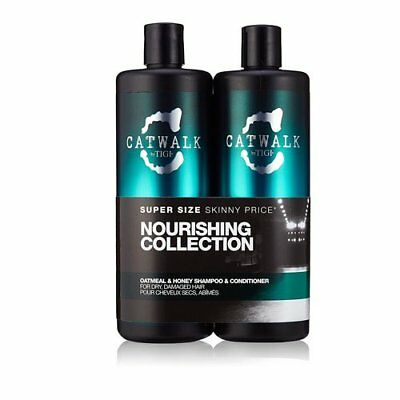 CATWALK by TIGI Oatmeal & Honey Tween Duo Shampoo and Conditioner for Dry,