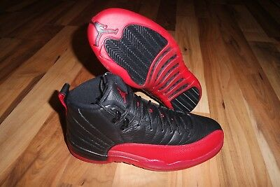cheap for discount 75432 14f90 Nike Air Jordan Ds Retro Xii 12 Flu Game Bred 10.5 Master Cherry Ovo Wings  Psny