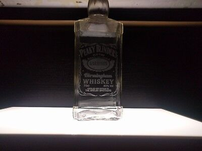 0e8ddcef97e Peaky Blinders Whisky Bottle 0.7 Jack Daniels Gift Birthday Garrison Shelby