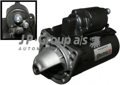 Starter JP GROUP 1290301600 GENERAL MOTORS: 55353857|OPEL: 1202282, 6202074