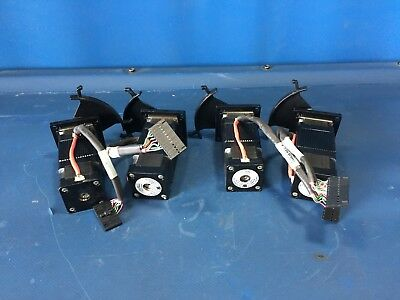4 Haydon Switch & Instrument Lr35Hh4J-2.33-012 Stepper Linear Actuators