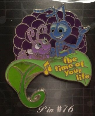 Disney Store - Magical Musical Moments - A Bugs Life Time Of Your Life Flik Pin