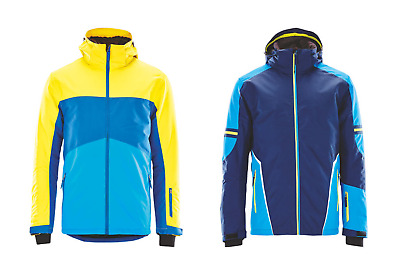 NEW Crane Men's Ski Jacket Breathable Waterproof Windproof