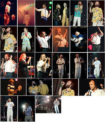 127 Phil Collins photos 1976/77/78/79/80/82/87/92/95/97/2017
