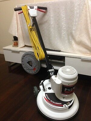Polivac C27 Non-suction Rotary Floor Scrubber with Pad Holder