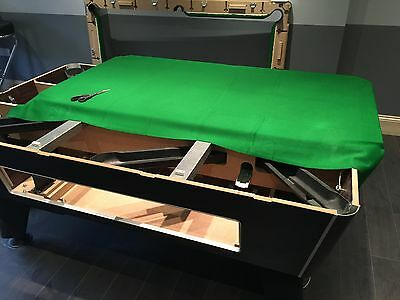 POOL TABLE Recover ReClothing Service Lease Pool Table - Reclothing pool table