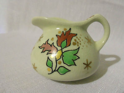 "Antique Goedewaagen Gouda Holland Hand Painted RODA 1842, 2 1/2"" tall"