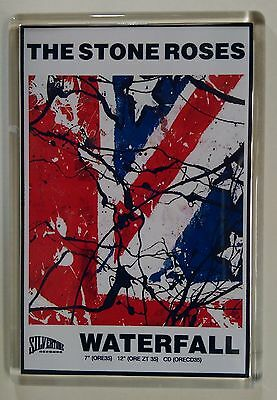 The Stone Roses - Waterfall - Novelty Fridge Magnet